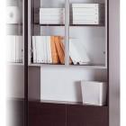 Книжный шкаф Арт.R732-34-V