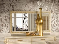 Зеркало прямоугольное  Venezia Bruno Piombini