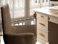 6361 Кресло с высокой спинкой