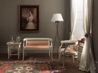 Диван обивка на выбор клиента Palazzo Ducale laccato