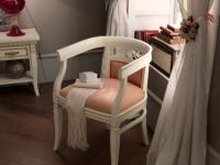 Кресло обивка на выбор клиента Palazzo Ducale laccato