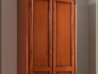 71CI40 Шкаф 2-х дверный для одежды