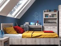 Кровать 120 с основанием Jazz
