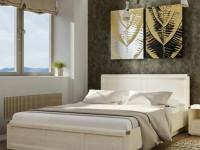 Кровать с подъемным механизмом Magellan сосна винтаж