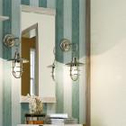 Зеркало прямоугольное 40 Magellan сосна винтаж