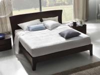 Кровать LINE rovere moro Moderno