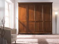 Шкаф 4-х дверный My Classic Dream