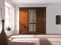 Шкаф 3-х дверный с зеркалом My Classic Dream