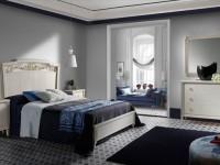 Кровать Pasion Titanic с металлической вставкой