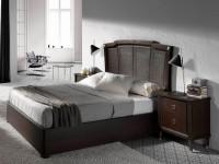 Кровать Pasion Titanic изголовье с решёткой