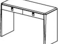 Арт. 158EXD Туалетный столик