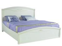 Кровать с изножьем  San Remo Bianco