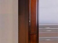 Шкаф однодверный без зеркала Сильвия Орех
