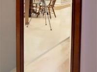 Зеркало высокое Сильвия Орех