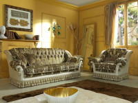 Диван 3P + 2 кресла Urbino
