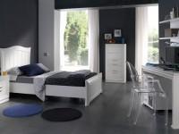 Кровать Valencia Tablero белая