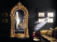 Зеркало в золоте ZAR
