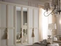 Арт. 11A2183, Шкаф 6дв с 2мя зеркалами и декором H252