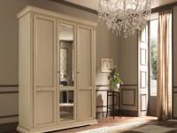 Шкаф 3-х дверный Palazzo Ducale laccato