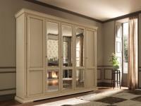 Шкаф 5-ти дверный Palazzo Ducale laccato