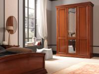 Шкаф 3-х дверный Palazzo Ducale Ciliegio
