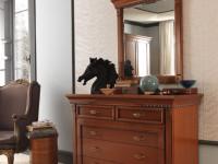 Зеркало для комода Palazzo Ducale Ciliegio