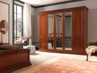 Шкаф 5-ти дверный Palazzo Ducale Ciliegio