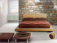 Арт. LA 1861 Кровать без изножья Athena