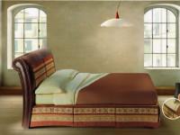 Арт. LA 1863 Кровать без изножья Athena