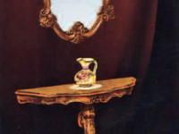 """Арт. VG 2826 Зеркало, арт. VG 2624 Консоль """"Sicilia"""" Athena"""
