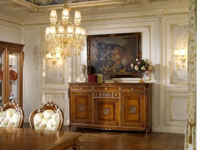 Буфет 3-х дверный Palazzo Ducale