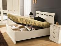 Кровать 160*190 с ящиком Venere Avorio