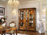 Витрина 3-х дверная Palazzo Ducale