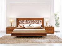 Кровать Lago di Garda спинка дерево 160