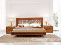 Кровать Lago di Garda спинка дерево 180