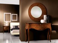 Консоль с зеркалом Deco
