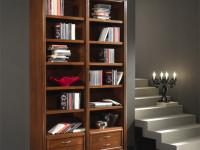 Книжный шкаф cod.1020, Four Seasons