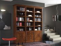 Книжный шкаф cod.1021, Four Seasons