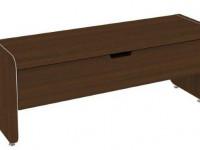 Скамейка с контейнером TYP48