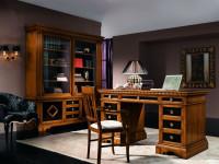 Книжный шкаф, стол и полукресло 3 Day Zone