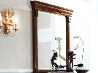 Зеркало для консоли PALAZZO DUCALE Ciliegio