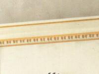 Комплект карнизов для стеновой панели 60 PALAZZO DUCALE Laccato