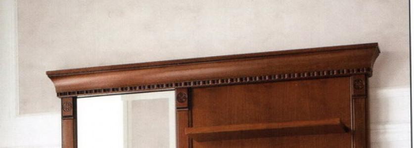 Комплект карнизов для стеновой панели 40+60 PALAZZO DUCALE Ciliegio