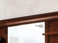 Комплект карнизов для стеновой панели 40+60+40 PALAZZO DUCALE Ciliegio