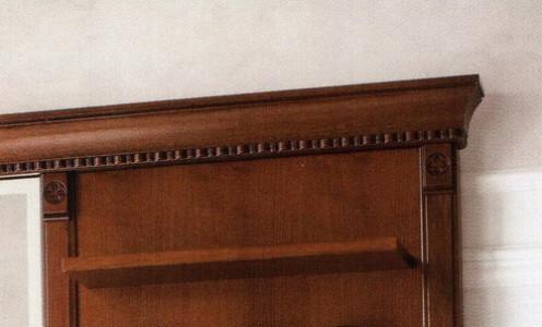 Комплект карнизов для стеновой панели 60 PALAZZO DUCALE Ciliegio