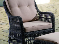 Плетеное кресло CANNES