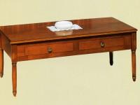 Кофейный столик+2 ящика Luigi Filippo