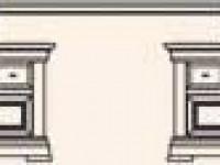 Туалетный столик Шопен