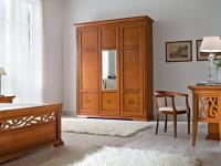 BO10323 Шкаф 3-х дверный  Bohemia без зеркал