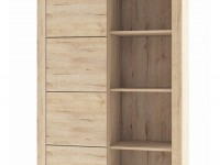 Шкаф комбинированный 1D Оскар дуб санремо